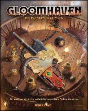 Gloomhaven: Die Pranken des Löwen -  Jede Legende hat ihren Anfang