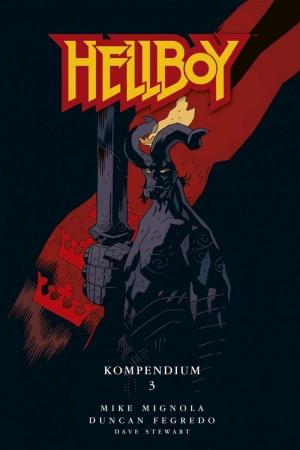Hellboy Kompendium 3 - Auf König Arturs Spuren