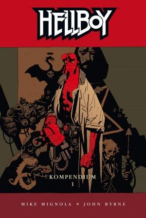Hellboy Kompendium 1 - Höllische Action mit Tiefgang