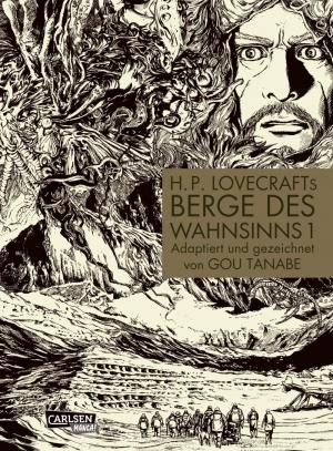 H. P. Lovecrafts Berge des Wahnsinns, Bd. 1 - Eine gruselig-gute Manga-Adaption