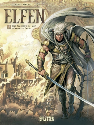 Elfen 3 - Die Weißelfe mit der schwarzen Seele