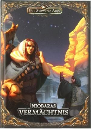 Niobaras Vermächtnis (DSA) - Auf den Spuren alter Prophezeiungen