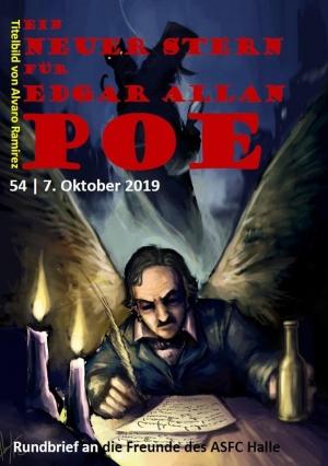 Neuer Stern - Eine Hommage an Edgar Allan Poe