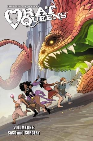 Rat Queens Vol. 1: Sass and Sorcery - Die Königinnen der Ratten