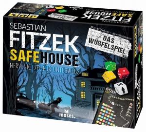 Sebastian Fitzek Safehouse – Das Würfelspiel - Würfeln auf Leben und Tod