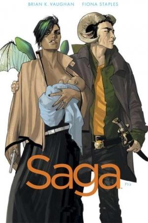 Saga - Erwachsene Weltraum-Fantasy