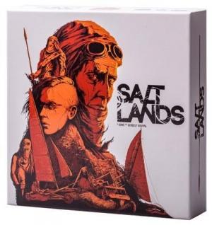 Saltlands - Im Landsegler durch die Ödlande