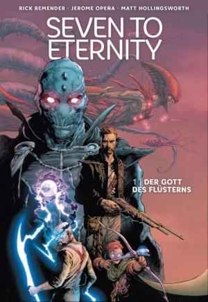 Seven to Eternity 1 - Der Gott des Flüsterns