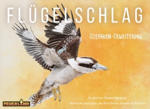 Flügelschlag: Ozeanien Erweiterung - Ganz nah und doch so fern